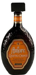 di Amore Liqueur Quattro Orange 1.00l